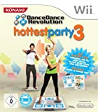 Dance Dance Revolution Hottest Party 3 + Tanzmatte (Wii)