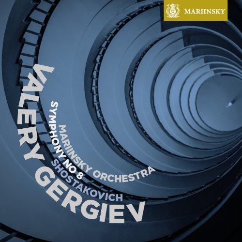 SACD : SHOSTAKOVICH / MARIINSKY ORCHESTRA / GERGIEV - Symphony 8
