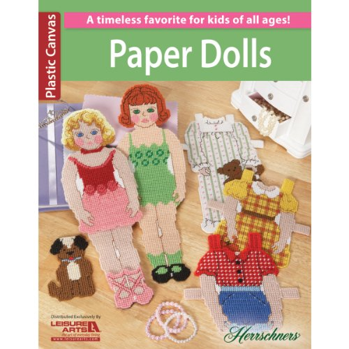 Leisure Arts Leisure Arts, Paper Dolls - 1