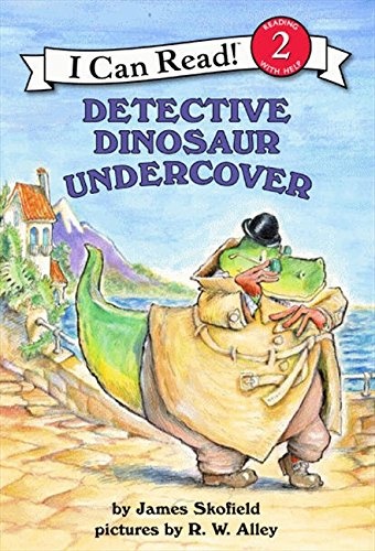 Detective Dinosaur Undercover (I Can Read Level 2) (Kids Can Read compare prices)