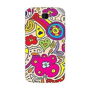 Garmor Designer Mobile Skin Sticker For COOLPAD 7235 - Mobile Sticker