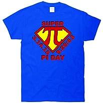 Super Hero Pi Day 3.14.15 T-Shirt