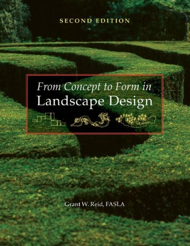 From Concept to Form in Landscape Design