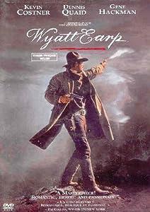 Wyatt Earp DVD - Widescreen - Kevin Costner