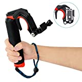 Mystery 2 in 1 Shutter Trigger Floating Hand Grip Diving Buoyancy Stick, GoPro Floating Hand Tripod Mount, includes Thumb Screw and Adjustable Wrist Strap for Gopro Hero 4 3+ 3 Action Cameras