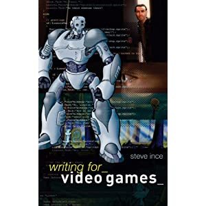 Image: Cover of Writing for Video Games