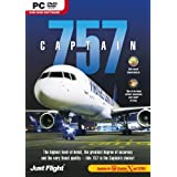 757 Captain Add-On for FSX and FS2004 (PC DVD)by Just Flight