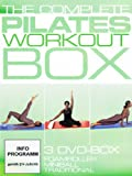 The Complete Pilates Workout Box [DVD] [2014]