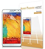 amFilm® Samsung Galaxy Note 3.0/III (N9000/N9005) Screen Protector Premium HD Clear (Invisible) (S-Pen Compatible) (3-Pack) [Lifetime Warranty]