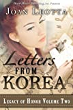 img - for Letters from Korea (Legacy of Honor Book 2) book / textbook / text book