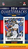 2014 Score NFL Football Quarterbacks Collection Special Edition Factory Sealed 10 Card QB Set Including the HOT 100 Issues of Peyton Manning, Tom Brady and Others Plus a 2014 Rookie Card