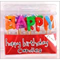Cocktail Stick Birthday Candle from Hamdy's