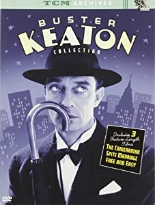 Buster Keaton Collection (The Cameraman / Spite Marriage / Free & Easy)