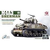 スカイネット 1/16 RC戦車 No.2 アメリカ軍M4A3 シャーマン中戦車
