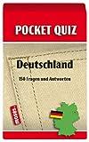 Pocket Quiz Deutschland: 150 Fragen & Antworten