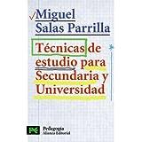 Técnicas de estudio para Secundaria y Universidad (Alianza Bolsillo Nuevo)