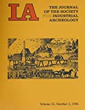 img - for Journal of Industrial Archeology : Articles- Assembly Line Architecture Evolution of the U.S. Auto Factory; Buildings of the Delaware, Lackawanna & Western Railroad's Scranton Yards; An Example From the Ohio Trap Rock Mine Site (1996 Journal) book / textbook / text book