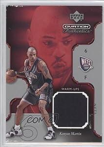 Kenyon Martin # 150 New Jersey Nets (Basketball Card) 2002-03 Upper Deck Ovation... by Upper+Deck+Ovation