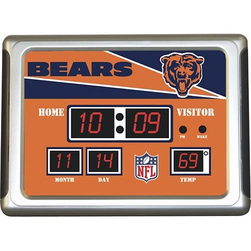scoreboard clock manual
