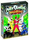 amazon jaquette Power Rangers : Wild Force - Coffret 1