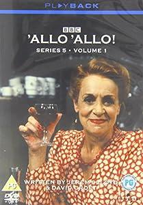 'Allo 'Allo! - Series 5 - Volume 1 [1988] [DVD]