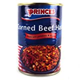 Princes Corned Beef Hash 400g
