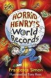 Horrid Henry's World Records