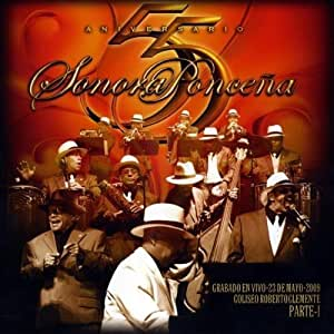 55 Aniversario by Poncea, Sonora (2009) Audio CD - Amazon.com Music