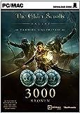 The Elder Scrolls Online: Tamriel Unlimited  - 3.000 Kronen (Code in der Box) - [PC]