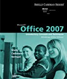 img - for Microsoft Office 2007: Introductory Concepts and Techniques, Windows Vista Edition (Shelly Cashman) book / textbook / text book
