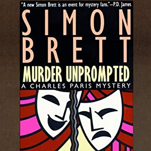 Murder Unprompted | [Simon Brett]