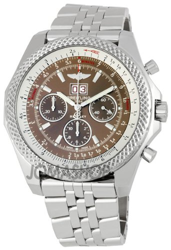 Breitling Men's BTA4436412-Q569SS Bentley 6.75 Chronograph Watch