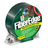 Easy Gardener 8902S 20-Foot Fiber Edge Fiberglass Landscape Edging, Green