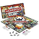 USAopoly GI JOE Collectors Edition Monopoly USA-MN056039