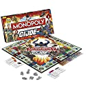 GI JOE Collector's Edition Monopoly