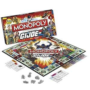 USAopoly GI JOE Collectors Edition Monopoly USA-MN056039