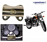 Speedwav Brass Bike Handle Joint Clip-Royal Enfield Standard 350