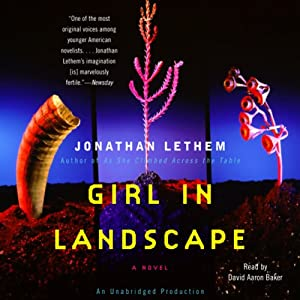 Girl in Landscape Audiobook