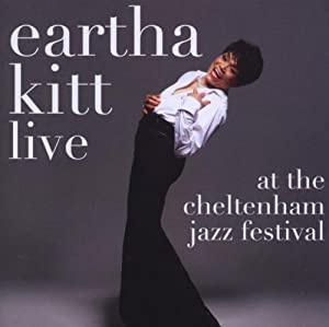 Eartha Kitt Live At The Chelte