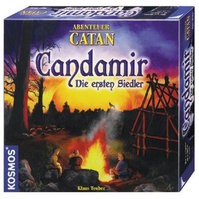 Kosmos – Candamir – Die ersten Siedler auf Catan