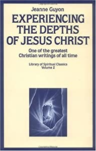"Cover of ""Experiencing the Depths of Jesu..."