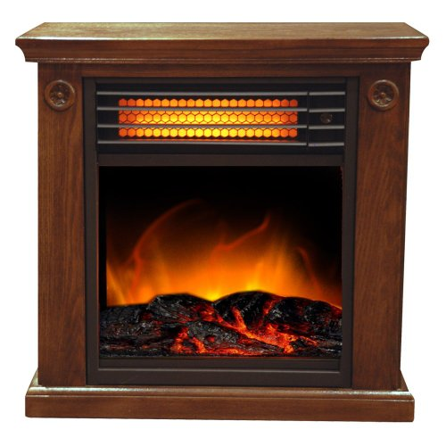 Thermal Wave by SUNHEAT TW2000 Fireplace - Espresso picture B00F152FAM.jpg