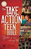 img - for Take Action Teen Bible, NKJV book / textbook / text book