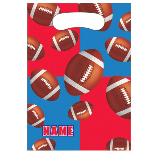 All Star Football Treat Bags 20 Count