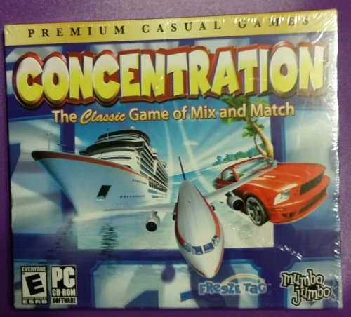 A Game of Concentration