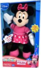 Fisher Price Minnie Mouse Singing Minnie Plush Doll