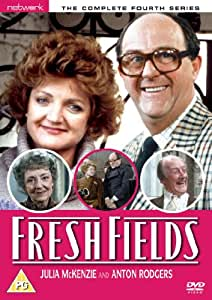 Fresh Fields - The Complete Fourth Series [DVD]