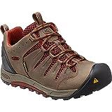 KEEN Womens Bryce WP Shitake/Bossa Nova, Lightweight hiking boot for worldwide excursions