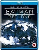 Batman Returns [Blu-ray] [1992] [Region Free]