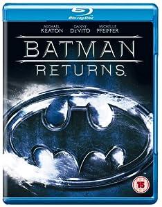 Batman Returns [Blu-ray] [Import anglais]